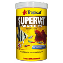Tropical Supervit granulat - 250 ml / 138 g