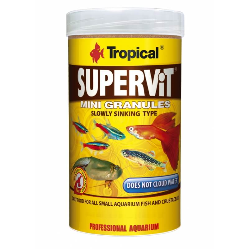 TR SUPERVIT MINI GRANULAT 100ML/65G