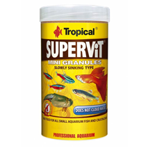 Tropical Supervit Mini granulat - 100 ml / 65 g