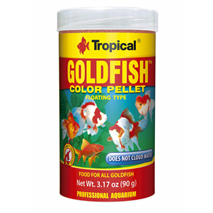 Tropical Goldfish Colour Pellet - 250 ml / 90 g