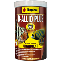 Tropical D-Allio Plus granulat - 250 ml / 125 g