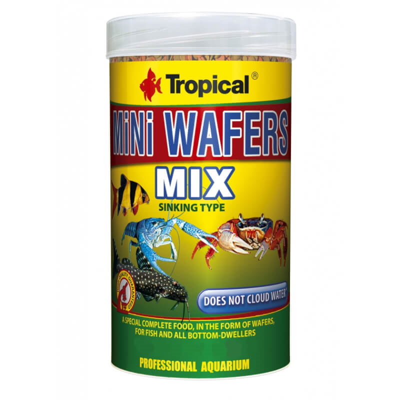 Tropical Mini Wafers Mix - 100 ml / 55 g