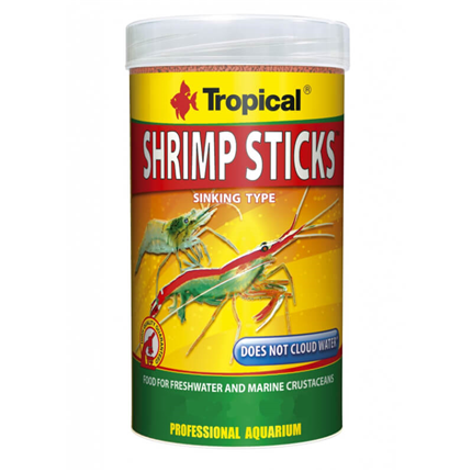 Tropical Shrimp Sticks - 100 ml / 55 g