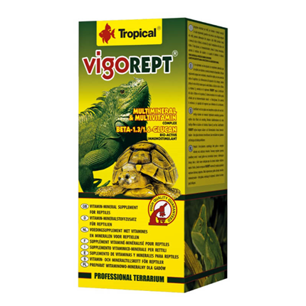 Tropical Vigorept - 150 ml / 85 g