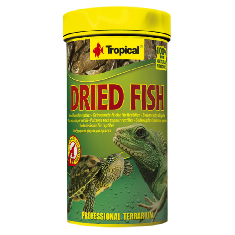 TR DRIED FISH 250ML/35G
