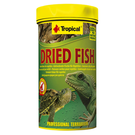 Tropical Dried Fish - 250 ml / 35 g