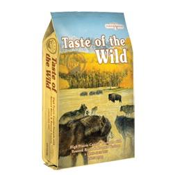 Taste Of The Wild High Prairie – pečeni bizon in divjačina 2,27 kg