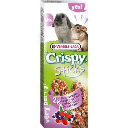 Versele-Laga Crispy kreker gozdni sadeži - 2 x 55 g