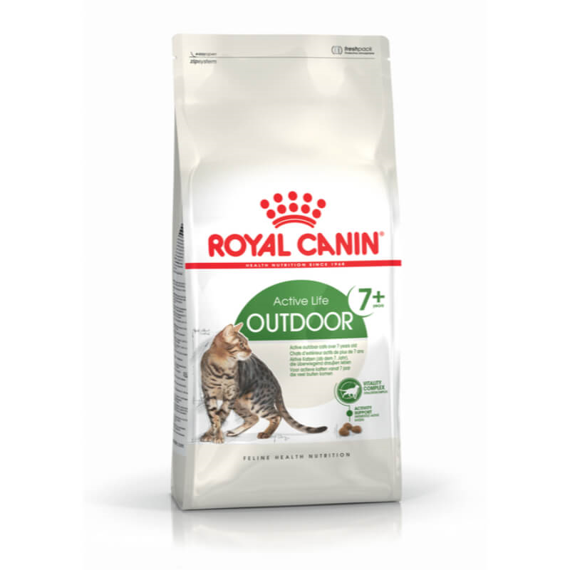 Royal Canin Senior Outdoor - perutnina - 2 kg