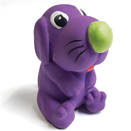 Nobby kužek iz lateksa - 12,5 cm