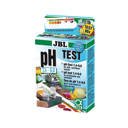 JBL PH test set 7,4 - 9,0