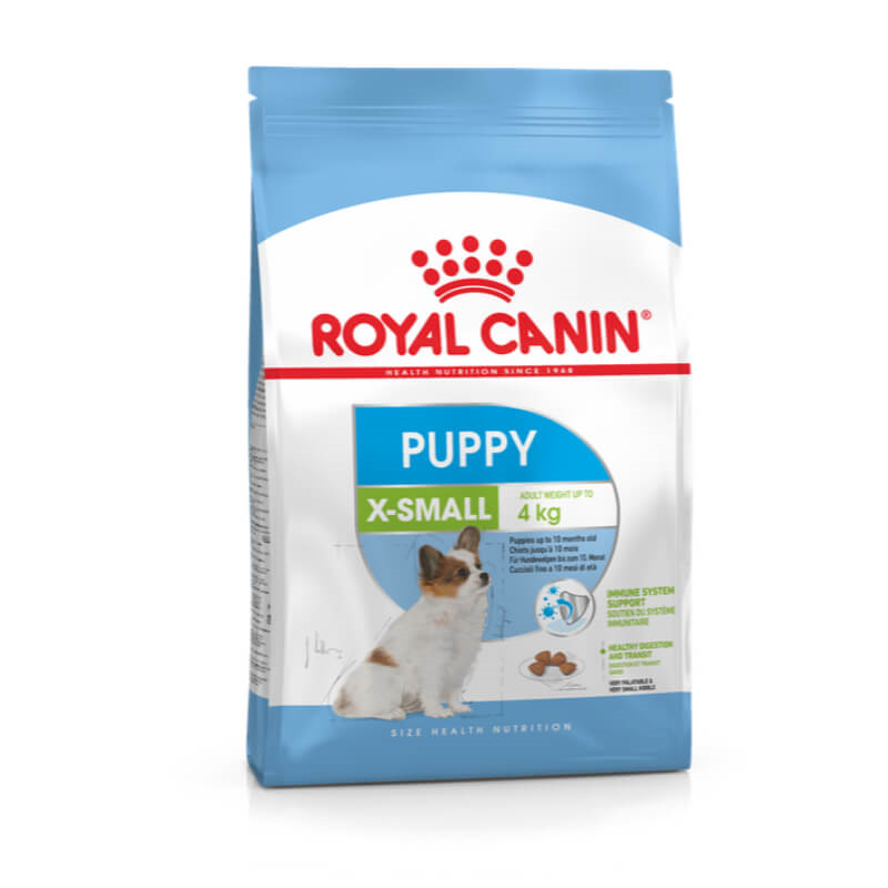 Royal Canin X-small Junior - perutnina - 500 g