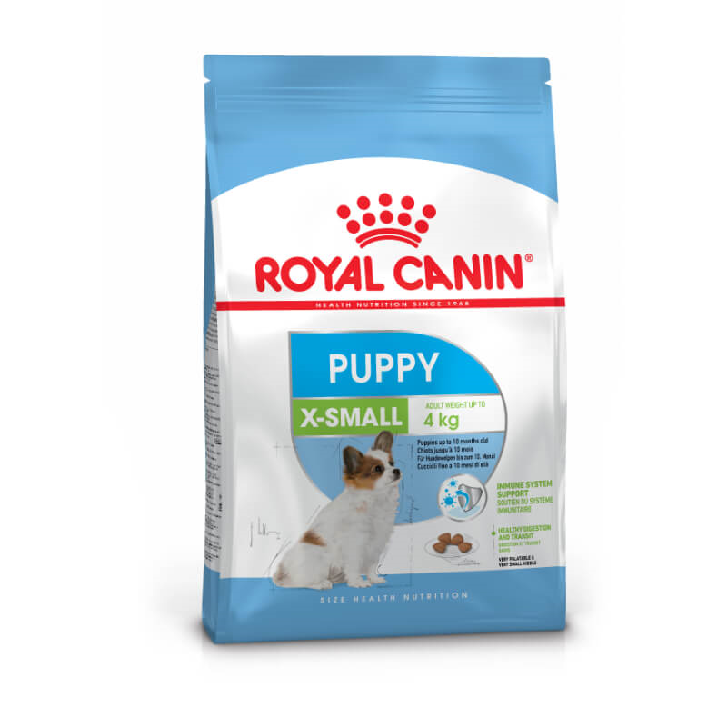 Royal Canin X-small Junior - perutnina - 1,5 kg