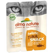 Almo Nature Holistic Snack Stick, tuna - 3 x 5 g