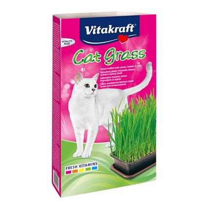 Vitakraft trava za mačke - 120 g