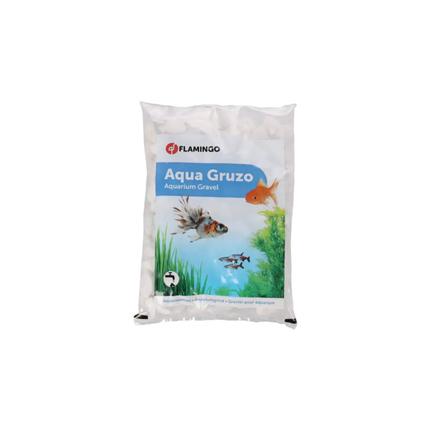 Flamingo akvarijski pesek, carara - 8-16 mm / 1 kg