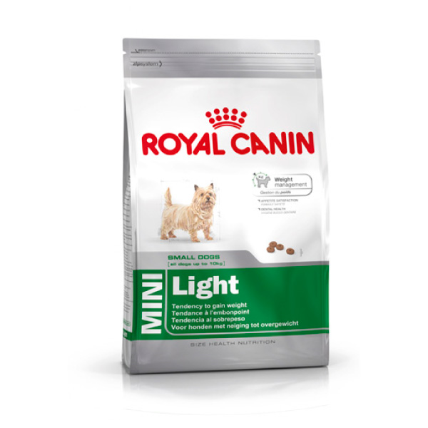 Royal Canin Mini Light - perutnina - 800 g