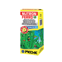 Prodac Nutron Ferro z železom in B vitaminom - 100 ml
