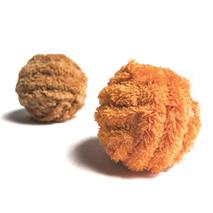 Nobby plišasta žoga - 4 cm