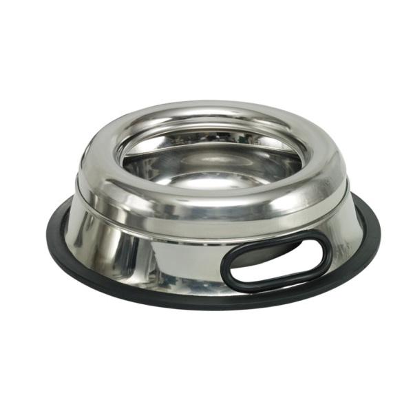 Nobby kovinska posoda proti polivanju - 19 cm/0,5 l