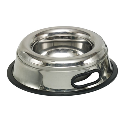 Nobby kovinska posoda proti polivanju - 24 cm/1 l