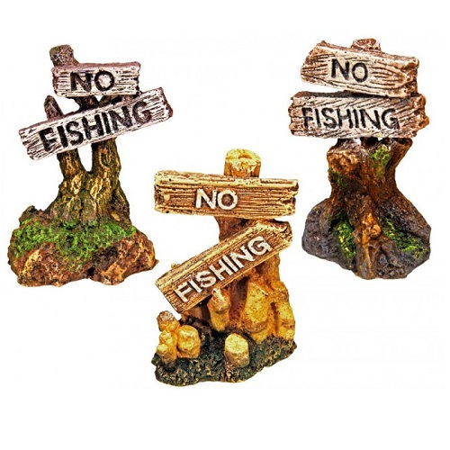 **NP AKV.DEKOR NO FISHING MIX (display 3x4 kos)