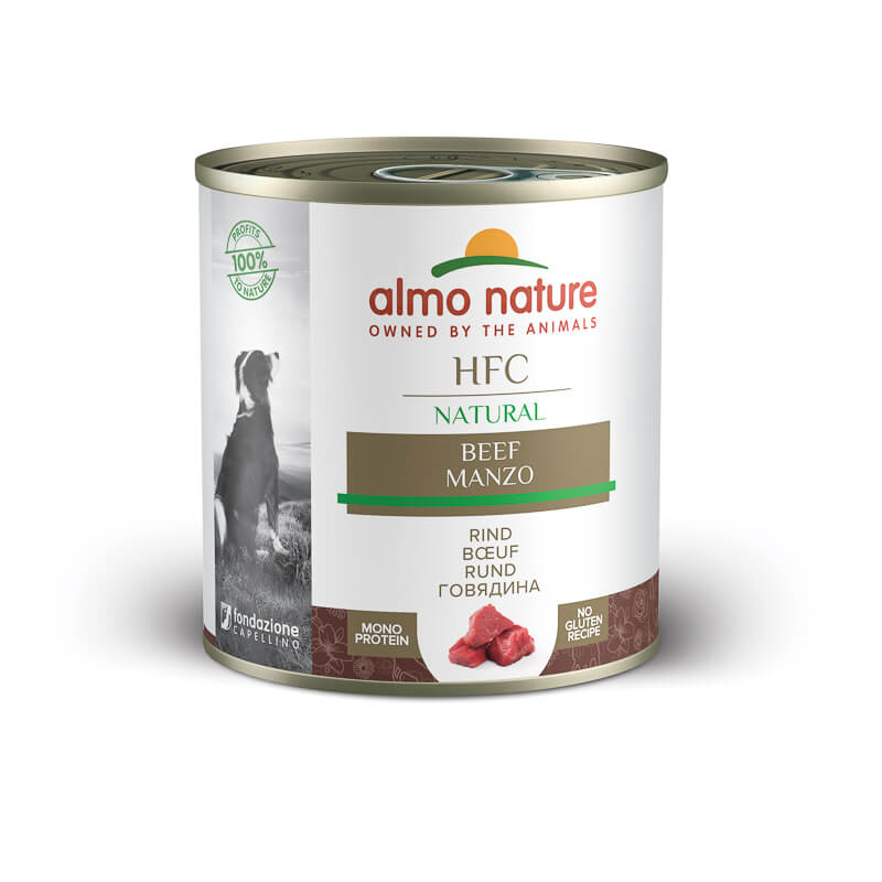 Almo Nature - govedina - 290 g