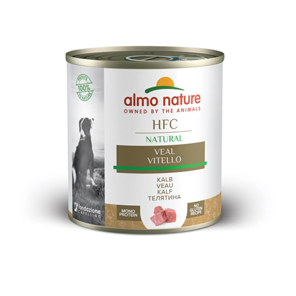 Almo Nature HFC Natural - teletina - 290 g