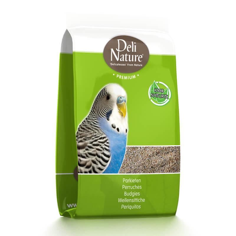 Deli Nature Premium hrana za papige (skobčevka) - 1 kg