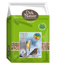 Deli Nature Premium hrana za zunanje ptice, letni mix - 1 kg