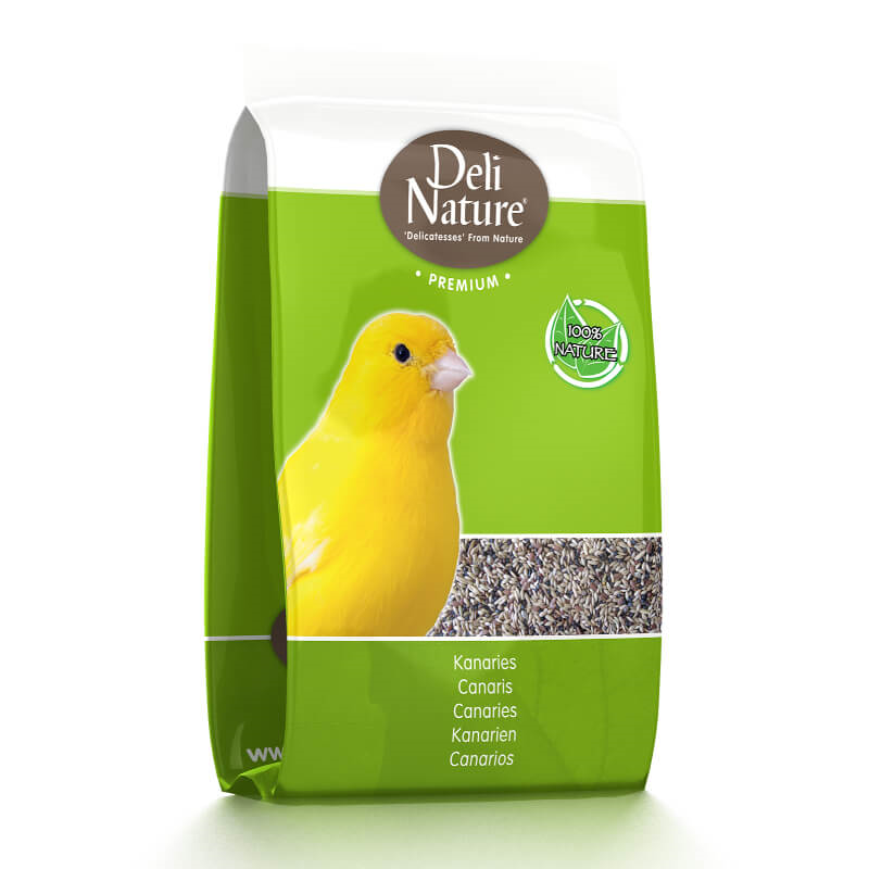 Deli Nature Premium hrana za kanarčke - 4 kg