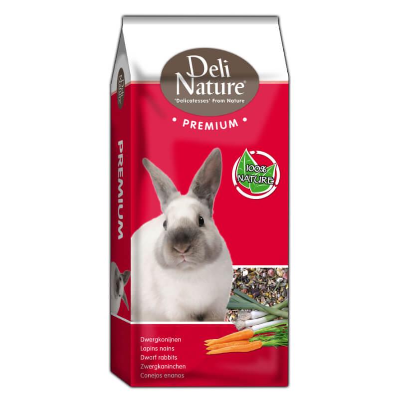 Deli Nature Premium za kunce - 3 kg