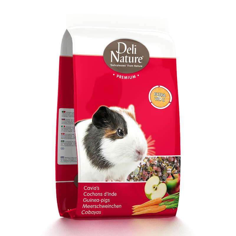 Deli Nature Premium hrana za morske prašičke - 3 kg