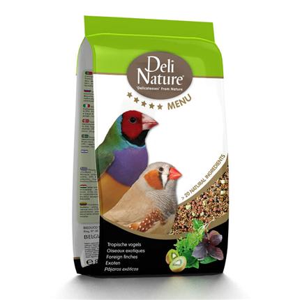 Deli Nature 5* hrana za eksote - 0,8 kg