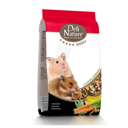 Deli Nature 5* hrana za hrčke - 0,75 kg