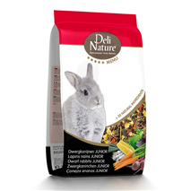 Deli Nature 5* Junior za mlade kunce - 2,5 kg