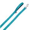 Nobby Soft Grip povodec - turkizen - 120 cm 20 mm