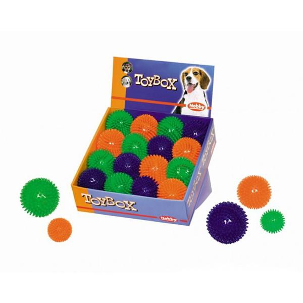 Nobby žoga ježek - 6 cm