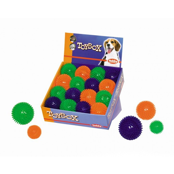 Nobby žoga ježek - 10 cm