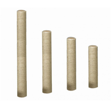 Nobby rezervni steber za praskanje - 40 cm, fi. 9 cm