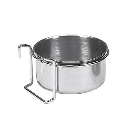 Nobby kovinska posoda z nosilcem - 9,5 cm/0,3 l