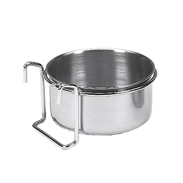 Nobby kovinska posoda z nosilcem - 12 cm/0,6 l
