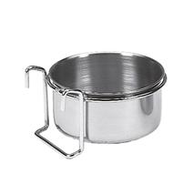 Nobby kovinska posoda z nosilcem - 15 cm/0,9 l