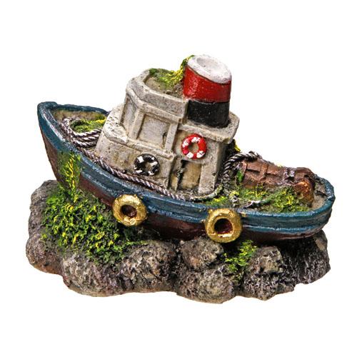 Nobby dekor ladja - 10 cm