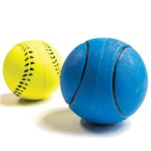 Nobby Moosgummi žoga - 7,2 cm