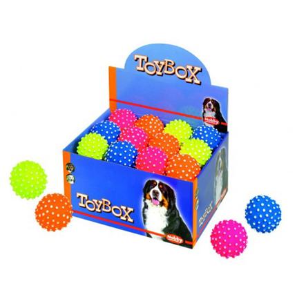 Nobby Moosgummi žoga - 7 cm