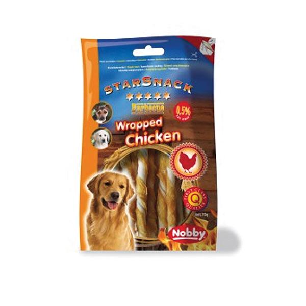Nobby Starsnack Barbecue piščančje palčke– 70 g