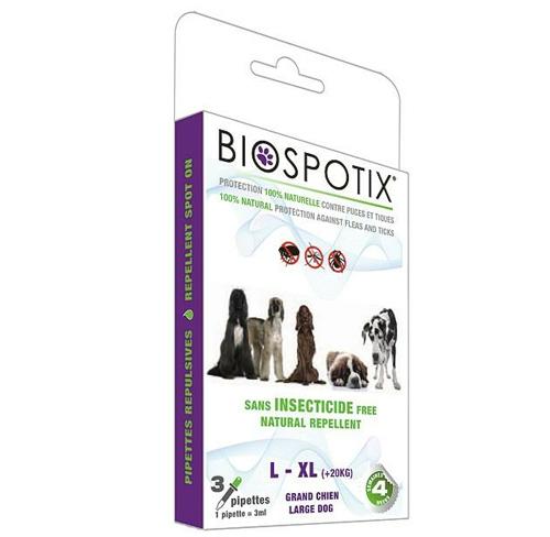 Biospotix ampule za velike pse - 3x3 ml