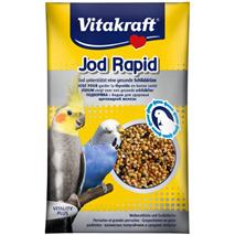 Vitakraft Perlen Jod-Rapid za papige - 20 g