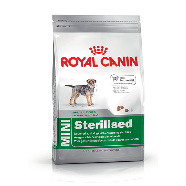 Royal Canin Mini Sterilised - perutnina - 2 kg